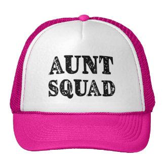 Aunt Squad women's hat Pink