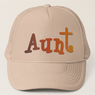 Aunt Trucker Hat