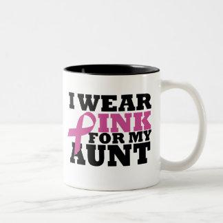 aunt Two-Tone coffee mug