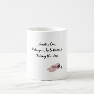 Auntie Em Mug Funny Sayings