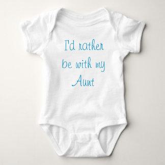 Auntie Love Baby Bodysuit