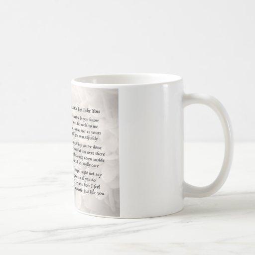 Auntie Poem - Roses design Mugs
