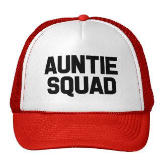 Auntie Squad funny aunt hat