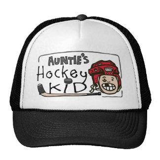 Auntie's Hockey Cap