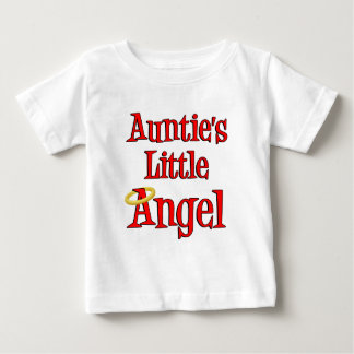 Auntie's Little Angel Baby T-Shirt