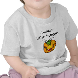 Auntie's Little Pumpkin Tshirts and Gifts
