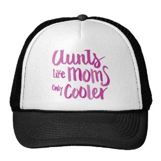 AUNTS CAP
