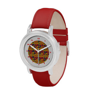 Aura Cleaning ENERGY Wave :  Multiple Strap Choice Wrist Watches