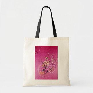 Aura Yellow flowers Bags