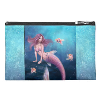 Aurelia Goldfish Mermaid Art Accessory Bag