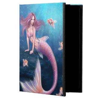 Aurelia Goldfish Mermaid Art iPad Air 2 Case