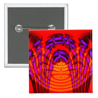 Aurify - Righteous Burn 15 Cm Square Badge