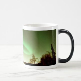Aurora Arc Over Anchorage Magic Mug
