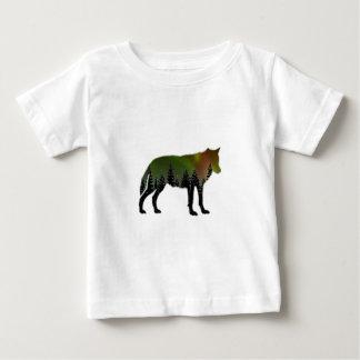 Aurora Borealis Baby T-Shirt