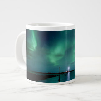 Aurora Borealis Bone China Coffee Mug