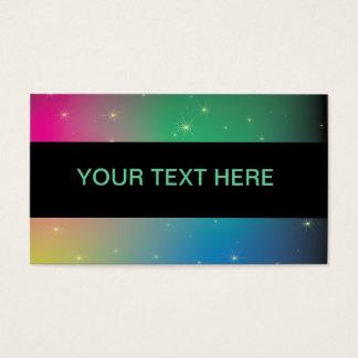 Aurora Borealis Business Card