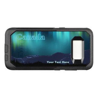 Aurora Borealis - Canada OtterBox Commuter Samsung Galaxy S8 Case