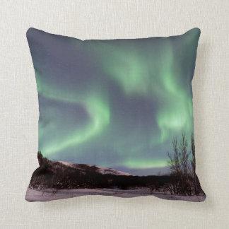 aurora borealis cushion