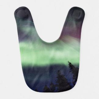 Aurora borealis in Finnish Lapland Bib