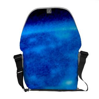 Aurora Crowns Jupiter's North Pole Courier Bag