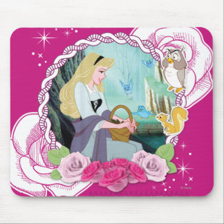 Aurora - Gentle and Graceful Mouse Pad
