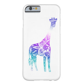 Aurora Giraffe Case Barely There iPhone 6 Case
