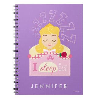 Aurora |  I Sleep In Notebooks
