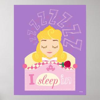 Aurora |  I Sleep In Poster