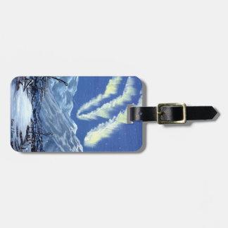 Aurora Luggage Tag