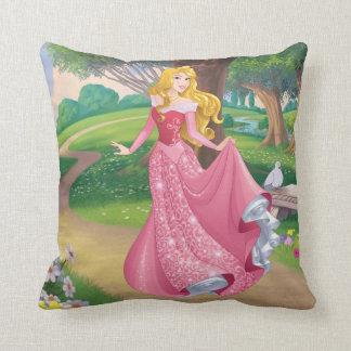 Aurora | Pink Gown Cushion
