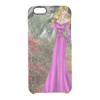 Aurora, Sleeping Beauty Clear iPhone 6/6S Case