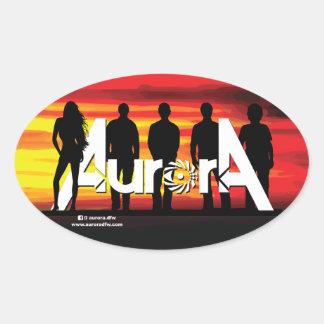 Aurora Sticker