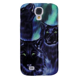 Aurora Wolves Supernatural HTC Vivid Covers
