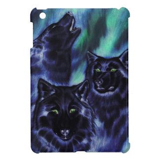 Aurora Wolves Supernatural Case For The iPad Mini