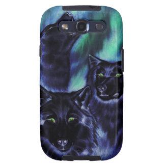 Aurora Wolves Supernatural Samsung Galaxy S3 Cover