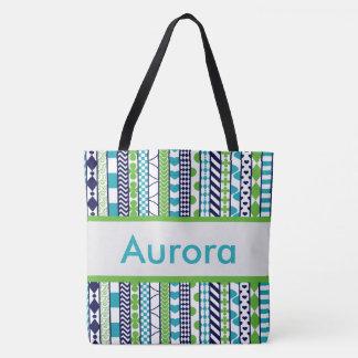 Aurora's Personalized Tote