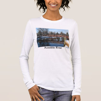 Ausable River Long Sleeve T-Shirt