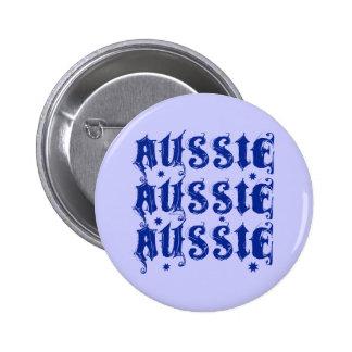 Aussie Aussie Aussie Button