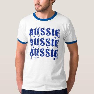Aussie Aussie Aussie Custom T-Shirt