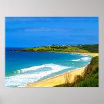 Aussie beach posters