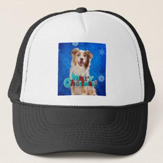 Aussie Christmas Trucker Hat