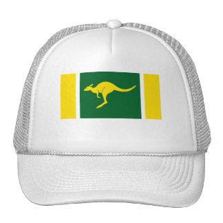 Aussie Colors Kangaroo Cap