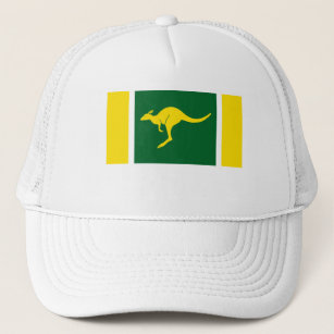 c7555354 Australia Kangaroo Hats & Caps   Zazzle AU