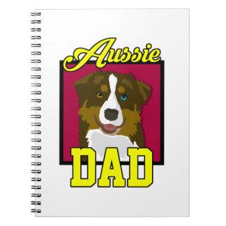 Aussie Dad Notebook