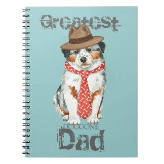 Aussie Dad Notebooks