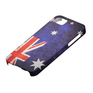 Aussie Flag Barely There iPhone 5 Case