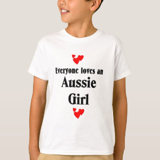 Aussie Girl T-Shirt