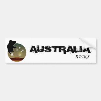 Aussie Koala Icon Bumper Sticker Car Bumper Sticker