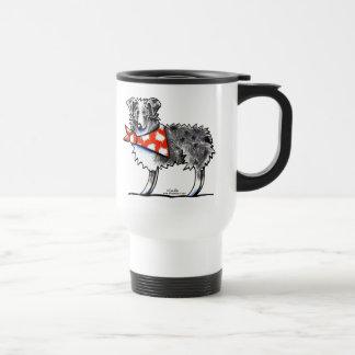 AUSSIE-M Australian Shepherd Mug