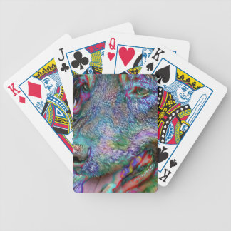 Aussie Main Man Bicycle Playing Cards